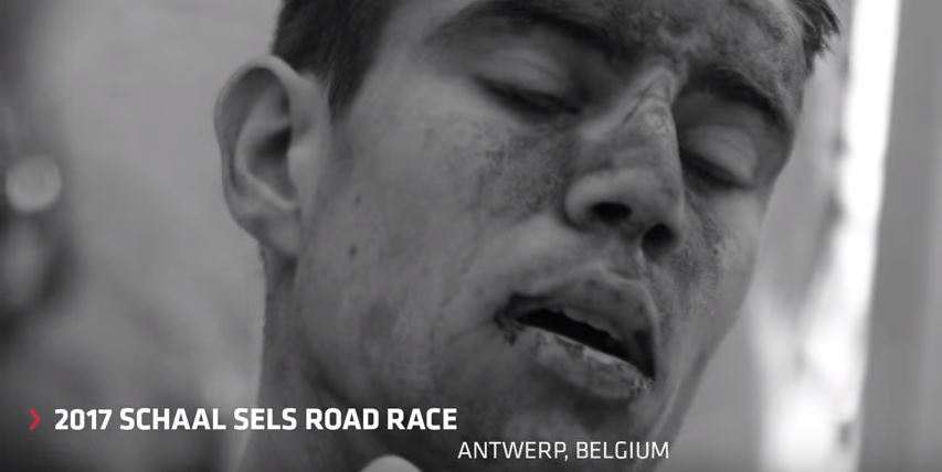 VIDEO: On the other side of the victory... met Wout Van Aert