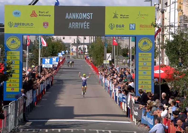 Antwerp Port Epic: probleemloos verloop, mooie winnaar